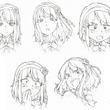 枝垂ほたるや鹿田ココノツの多彩な表情をチェック! 1月新番『だがしかし』キャラクター設定画が到着