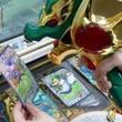 「ドラゴンクエスト モンスターバトルスキャナー」のロケテスト版をプレイ。「ドラゴンスキャナー」でカードをスキャンする操作が新鮮だ