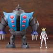 43年の時を経てついにプラモデル化!! 「新造人間キャシャーン」に登場した『ツメロボット』プラモデル2016年4月発売!