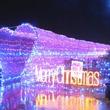 沖縄のクリスマスはレーザー光線ショーで決まり!