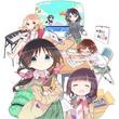 同人ゲームと女子高校生!「ステラのまほう」アニメ化