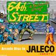"""ゲームサウンドトラックレーベル""""クラリスディスク""""より、ジャレコの名作アクションゲーム『64番街』(AC)のゲーム音楽がダウンロード販売開始"""