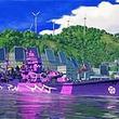 「World of Warships」の「蒼き鋼のアルペジオ -アルス・ノヴァ-」コラボ軍艦2隻をムービーで紹介。きゅうそくせんこー……は,しないけど