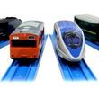 「京都鉄道博物館」開業記念プラレール発売 蒸気機関車などがセット
