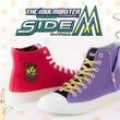 「THE IDOLM@STER SideM」イケメンアイドルユニットをイメージしたコラボスニーカーが発売決定