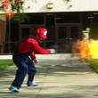 大傑作!スーパーマリオブラザーズを三次元でリアルに再現した男たちのフィジカルがハンパない【動画】