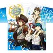 『アイドルマスターSideM』のユニットビジュアルTシャツなど、各種グッズの発売が決定!