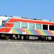三陸鉄道・南リアス線で「三陸スマイルトレイン」いよいよ運行開始