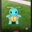 『Pokémon GO』ゲーム画面公開 ゼニガメも捕獲できるしタマゴもある!