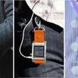 腕時計など3種類のスタイルを選べる『iPod nano』ケース『TriPorter for iPod nano 6G』