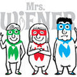 Mrs.WiENER、満員SHELTERで熱演「ハンサムボーイ」映像