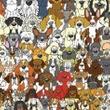 【パンダを探せシリーズ】犬の中にいるパンダ、見つけられる?