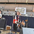 ドアラ、フレデリック、夜ダンが大阪城野音で「ALA-UMI-DOSS」開催
