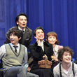 一路真輝、小西遼生らが再集結!ミュージカル『ブラック メリーポピンズ』公開ゲネプロ