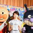 波瑠、劇場版アンパンマンでアフレコ初挑戦! 好きなキャラは「ばいきんまん」