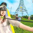 弓を射る新感覚サバゲ―「アーチェリーバトル」が日本初上陸