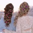 まるでおとぎ話のヒロイン!編み込み達人の姉妹がインスタで大人気