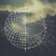 天体や地球の図形がフリー素材に 数理地理学で描かれた古き好き様式美