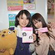 """森谷里美と山本彩乃が""""ACE2012""""マウスプロモーションブースでファンと交流"""