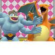 カイリキーとリザードンのコンビが来場者を笑わせる(?) 「ポケモンEXPOジム」に新アトラクション「ポケモンお笑い劇場」が登場