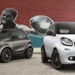 新型smartにターボエンジンモデルでマット仕様の限定車を発売