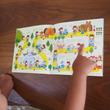 指でたどる絵本『ゆびさきちゃんのだいぼうけん』を1歳児と読んでみた!