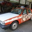 都内初の「痛車」タクシーが8月12日に運行開始! 初日はコミケが開催される東京国際展示場周辺から