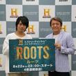 浪川大輔、「ドラマ『ROOTS/ルーツ』炎上するかも!?」