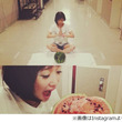 スイカ食べる大原櫻子がめっちゃカワイイ