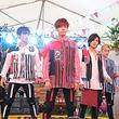 龍雅-Ryoga-、新曲「ROCK THIS WORLD Edition」が配信チャートで三冠を達成
