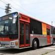 山陽バスが山陽電鉄の新型車両にそっくりなバスを運行