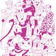 大石浩二、麻生周一らジャンプ作家が「ポセ学」大江しんいちろうイベントに
