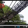 【ガク、ブルッ】足場ガバガバ世にも奇妙なつる草橋を渡ってみた #ユーザー記者
