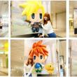 「ファイナルファンタジー」シリーズのキャラクターが渋谷駅をジャック!