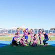 "CUBERS、FC東京""応援隊""としてチアダンス"