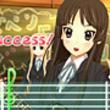 「けいおん! 放課後ライブ!! HD Ver.」,リマスター版とそのベースとなったPSP用「けいおん! 放課後ライブ!!」との比較スクリーンショットを公開