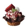 コールド・ストーン・クリーマリーから クリスマス限定アイスクリーム 「スノーウィー ベルベット チーズケーキ」登場!