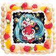 【初音ミクとクリスマスを楽しもう!】描き下ろしデザインの「初音ミク」クリスマスデザインケーキ、発売決定!!
