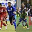 東西の地区決勝が開幕…モントリオールとシアトルが1点差で先勝/MLSプレーオフ