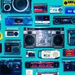 池袋パルコで「大ラジカセ展」開催中! 「YMO」のお宝カセットマガジン「テクノポリス」