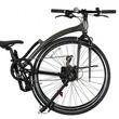 自転車通勤者のための折り畳みクロスバイク「OFFICE PRESS MOVABLE」