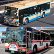 神奈川県横浜市の横浜市営バスと、岐阜県の岐阜バスが、全国バスコレクションシリーズに登場!