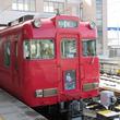 松井玲奈、名古屋鉄道の系統板に登場!