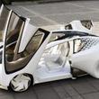 クルマの未来はこうなる!? トヨタが「ナイト2000」を彷彿させるコンセプトカーを公開!