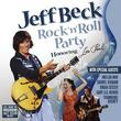 ジェフ・ベック、レス・ポール追悼ライブがCD&DVD化