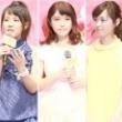 アニメ『キラキラ☆プリキュアアラモード』春映画との合同会見で声優陣がプリキュアへの想いやキャラクターの魅力を語る
