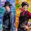 ミュージカル「さよならソルシエ」輝馬、上田堪大のキャラクタービジュアルを公開