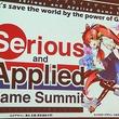 日本とオランダのシリアスゲーム事情を紹介する「第1回シリアス&アプライドゲームサミット」の基調講演および特別講演をレポート