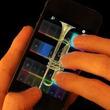 『iPhone/iPod touch』でリアルにトランペットを演奏できるアプリ『iTrump』