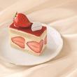 期間限定!「ラ・カンドゥール」の上品イチゴケーキ